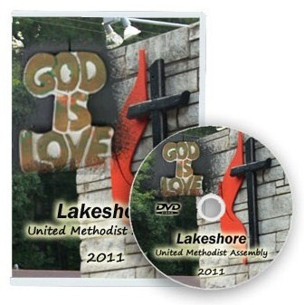 Church Slideshow Photo DVD