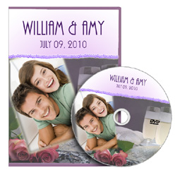 Slideshow DVDs for Birthday Parties, Weddings, Anniversaries and other events
